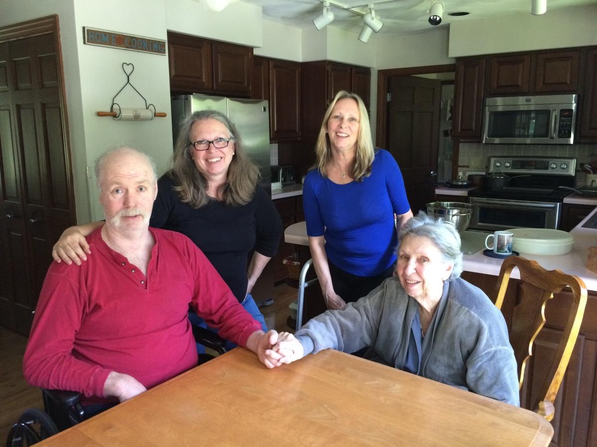 Setting the CaregivingStage