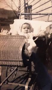 Baby Charlotte Louise Peet