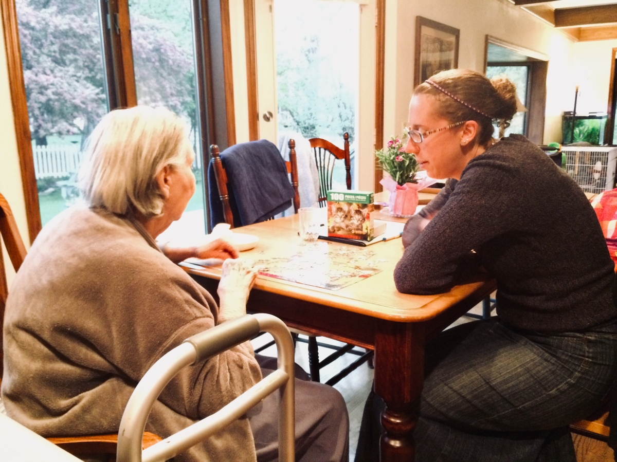 Date Night for Seniors…with an UnexpectedTwist